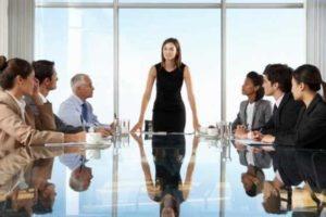 O papel da mulher no universo corporativo