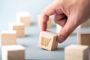 Imagem que mostra formas online de vender mais.