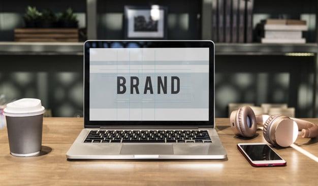 Imagem que representa o processo de branding